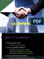 Presentación La Empresa