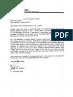 RVKW Letter 2010-10-22