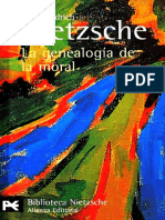 Nietzsche - La genealogia de la moral.pdf