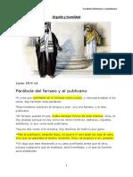 Fariseo , publicano.docx