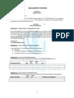 Modelo de Reglamento Interno-G.figuERETAS