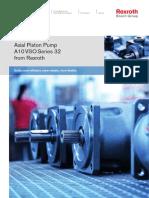 Bosch Rexroth Axial Piston Pump Catalog