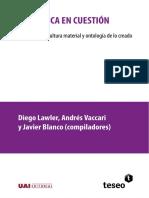 Lawler Et Al La Técnica en Cuestión LIBRO COMPLETO