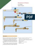 Catalogo Soplete x21 (Gce)