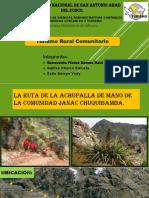 TURISMO RURAL COMUNITARIO.pptx