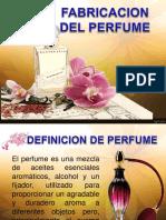 Fabricacion Del Perfume
