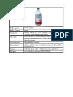 Medicamentos 38 y 39