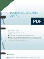 Bioquimica de Caries Dental