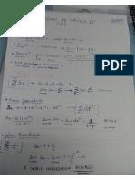 Resumo P1 - CalcIV