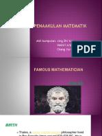Penaakulan Matematik
