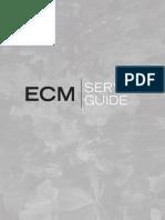 ECM Service Guide