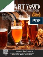Catalogo CIBART 2018