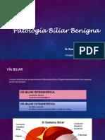Patologia Biliar Benigna.pptx