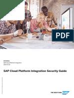 SAP CloudIntegration SecurityGuide External