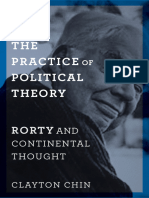 The Practice of Political Theor - Clayton Chin