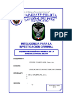 legislacion policial