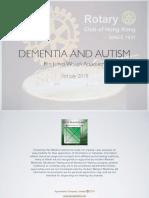 Rotary Dementia & Autism
