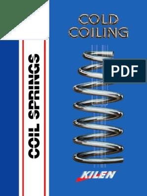 Kilen Coil Spring 11433 Front