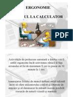 Material Instructaj Periodic Ergonomie