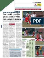La Provincia Di Cremona 10-02-2019 - Ma Che Arbitro