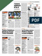 La Gazzetta Dello Sport 10-02-2019 - Serie B
