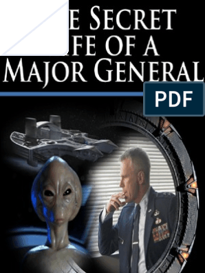 The Secret Life of a Major General: A Stargate SG-1