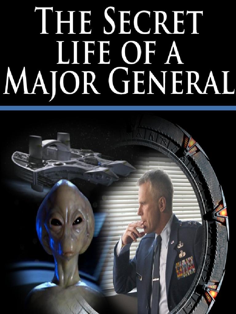 The Secret Life of a Major General: A Stargate SG-1