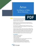 Data Sheet Artus
