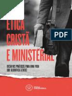 Ética Cristã e Ministerial (1)