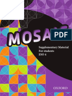 4 Eso Mosaic Grammar and Vocabulary Reference