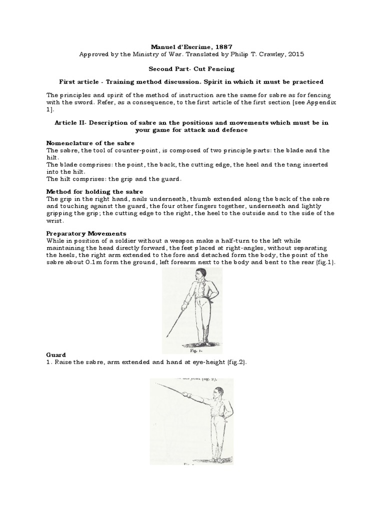 manueldescrime_counterpoint_ptc15 pdf | Fencing | Anatomical