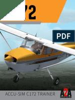 A2A C172 Pilot's Manual