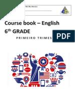 Apostilas | Língua inglesa 6 ano do ensino fundamental