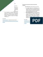 De Acuerdo Con La Relación Directa o Indirecta Con Los Productos Elaborados