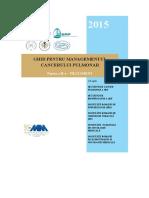 Ghid pentru managementul cancerului pulmonar - Partea a II-a - Tratament.pdf