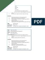 Contoh Rancangan Pengajaran Harian Bahasa Inggeris Tahun 6 Topic 1