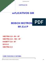 VECTRA 2.0 - 8V - 97