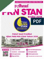 - 51 Prediski Ujian PMB PKN STAN 2018 - 1 Soal