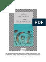 Alice Miller - El drama del niño dotado.pdf