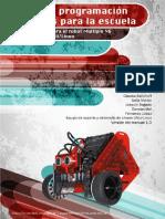 Banchoff, Martín, Bogado, Mel, Díaz, López-Manual de Programacion Con Robots Para La Escuela 1a Ed