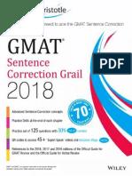 Wiley's GMAT  Grail 2018 PDF