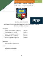 Avance 2Hidrometeorologia