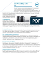 Dell PowerEdge Transition