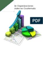Tipos de organizaciones empresariales en Guatemala