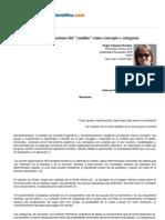Psicologiapdf 274 Conceptualizaciones Del Cambio Como Concepto y Categoria