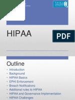 HIPPA REGULATION