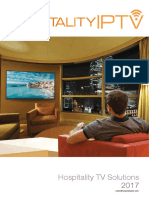 HIPTV Full Interactive Hotel IPTV 2017
