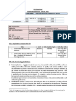 DD C4-Doorstep Services for Standard Jobs - DD1