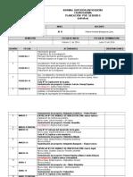 Cronograma Sábado. 2019.I Practica - III. B