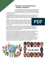 Ciencias Sociales y Su Relación Con La Interculturalidad